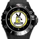 North Leigh FC Plastic Sport Watch In Black