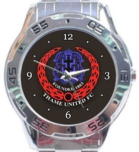 Thame United FC Analogue Watch