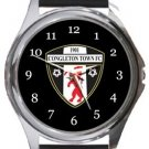 Congleton Town FC Round Metal Watch