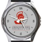 Cirencester Town FC Round Metal Watch