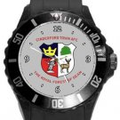 Cinderford Town FC Plastic Sport Watch In Black