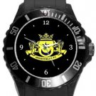 Moneyfields FC Plastic Sport Watch In Black