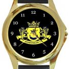 Moneyfields FC Gold Metal Watch