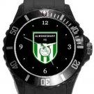 Almondsbury FC Plastic Sport Watch In Black
