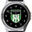 Almondsbury FC Round Metal Watch