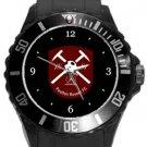 Paulton Rovers FC Plastic Sport Watch In Black