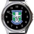 Bishop's Stortford FC Round Metal Watch