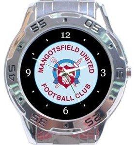 Mangotsfield United FC Analogue Watch