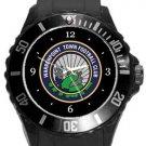 Warrenpoint Town FC Plastic Sport Watch In Black