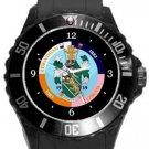 Corinthian Casuals FC Plastic Sport Watch In Black