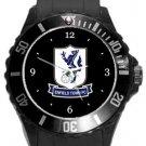 Enfield Town Football Club Plastic Sport Watch In Black