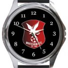 Whitehawk FC Round Metal Watch