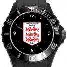 Faversham Town FC Plastic Sport Watch In Black