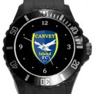Canvey Island FC Plastic Sport Watch In Black