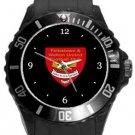 Felixstowe & Walton United FC Plastic Sport Watch In Black