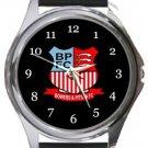 Bowers & Pitsea FC Round Metal Watch