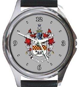 Chatham Town FC Round Metal Watch