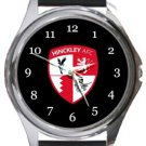 Hinckley AFC Round Metal Watch