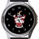 Brentwood Town FC Round Metal Watch