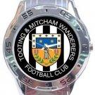 Tooting & Mitcham Wanderers FC Analogue Watch