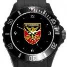 Uxbridge FC Plastic Sport Watch In Black