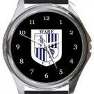 Ware FC Round Metal Watch