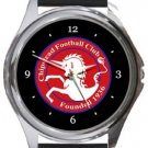 Chipstead Football Club Round Metal Watch