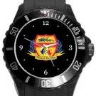FC Romania Plastic Sport Watch In Black
