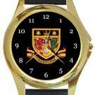 Sittingbourne FC Gold Metal Watch