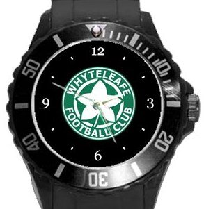 Whyteleafe FC Plastic Sport Watch In Black