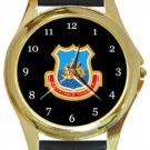 Whitstable Town FC Gold Metal Watch