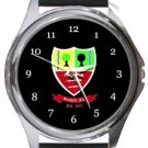 Southall FC Round Metal Watch