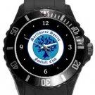 Spelthorne Sports FC Plastic Sport Watch In Black