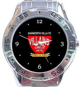 Hanworth Villa FC Analogue Watch