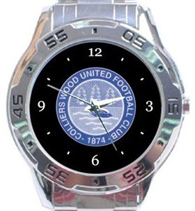 Colliers Wood FC Analogue Watch