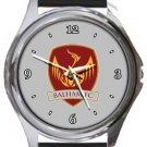 Balham FC Round Metal Watch