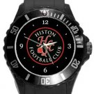 Histon FC Plastic Sport Watch In Black