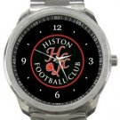 Histon FC Sport Metal Watch