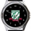 Gorleston FC Round Metal Watch