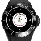 Woodbridge Town FC Plastic Sport Watch In Black