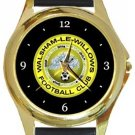 Walsham-le-Willows FC Gold Metal Watch