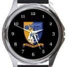Norwich United FC Round Metal Watch
