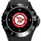 Haverhill Rovers FC Plastic Sport Watch In Black
