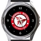 Haverhill Rovers FC Round Metal Watch