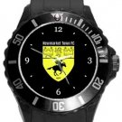 Newmarket Town FC Plastic Sport Watch In Black
