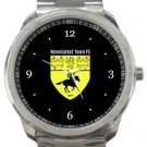 Newmarket Town FC Sport Metal Watch