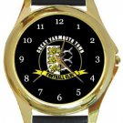 Great Yarmouth Town FC Gold Metal Watch