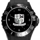 Long Melford FC Plastic Sport Watch In Black