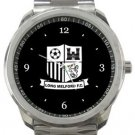 Long Melford FC Sport Metal Watch