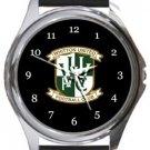 Whitton United FC Round Metal Watch